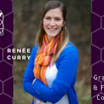 Renée Curry: Grant and Fundraising Coordinator